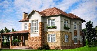 Фасадные работы Тверь цена от 253 руб. м2