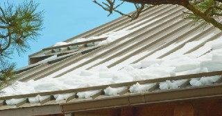 Монтаж снегозадержателей Тверь цена от 809 руб.